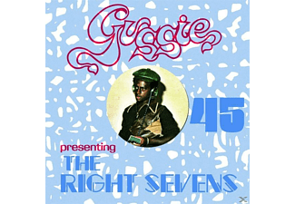 Gussie Clark - The Right Sevens (Limited 7x7inch Box) [Vinyl]
