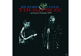 Linda Thompson, Richard & Linda Thompson - In Concert November 1975 [CD]