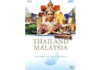 Discover The World: Thailand - Malaysia - (DVD)