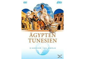Discover the World - Ägypten / Tunesien - (DVD)