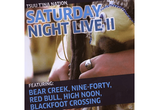 Tsuu T'ina Nation - Saturday night live 2 - (CD)