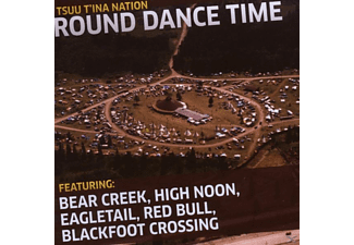 Tsuu T'ina Nation - Round Dance Time - (CD)