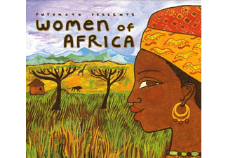 Putumayo Presents, Putumayo Presents/Various - Women Of Africa - (CD)