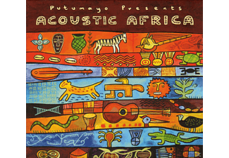 VARIOUS - Putumayo Presents Acoustic Africa [CD]