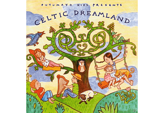 PUTUMAYO KIDS PRESENTS/VARIOUS - Celtic Dreamland - (CD)