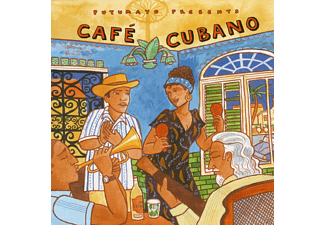 VARIOUS - Cafe Cubano - (CD)