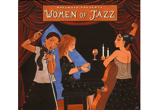 VARIOUS - Women Of Jazz [CD]