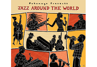 VARIOUS - Jazz Around The World [CD]