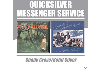 Quicksilver Messenger Service - Shady Grove/Solid Silver - (CD)