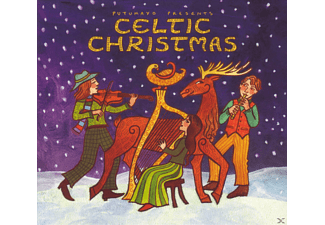 Putumayo Presents/Various - Celtic Christmas - (CD)