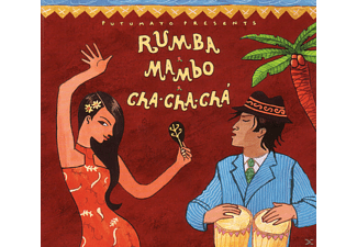 Putumayo Presents/Various - Rumba, Mambo, Cha Cha Cha [CD]