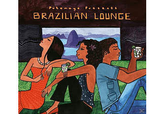 VARIOUS - Brazilian Lounge (New Version) [CD]