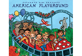VARIOUS - American Playground - (CD)