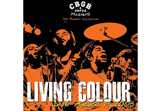 Living Colour - Cbgb Omfug Masters: August 19, 2005 [Vinyl]