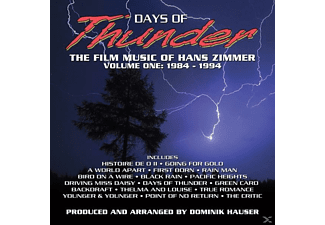 Various - Days Of Thunder: The Film Music Of - (CD)