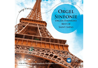 Louis/cbso Fremaux - Orgel-Sinfonie-Best Of Saint-Saens [CD]