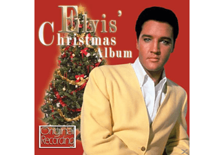 Elvis Presley - Christmas Album - (CD)