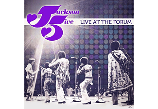 The Jackson 5 - Live At The Forum - (CD)