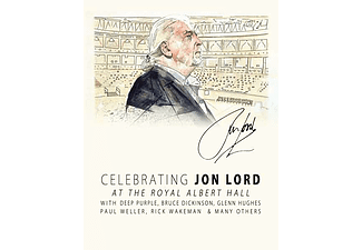 Jon Lord, Deep Purple & Friends - Celebrating Jon Lord (DVD)