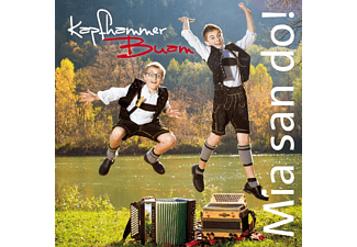 Kapfhammer Buam - Mia San Do! - (CD)