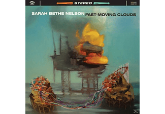 Sarah Bethe Nelson - Fast Moving Clouds - (CD)