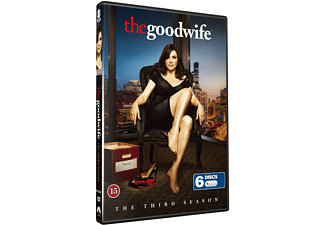 The Good Wife - S3 Drama DVD