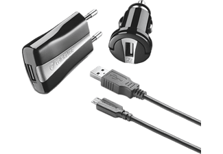 CELLULAR LINE Micro USB Lade-Set