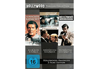 Hollywood Thriller Collection [DVD]