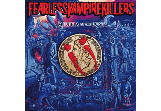 Fearless Vampire Killers - Militia Of The Lost (Digipak) - (CD)