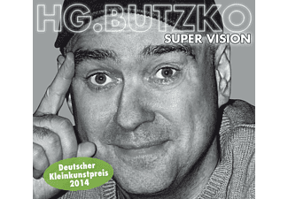 Butzko Hg - Super Vision - (CD)