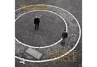 Enrico Pieranunzi, Federico Casagrande - Double Circle - (CD)
