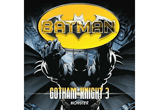 Gotham Knight - Monster - 1 CD - Krimi/Thriller