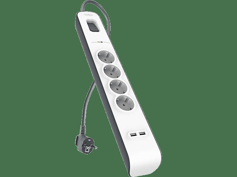 BELKIN BSV401VF2M laptop  tablet  computing  περιφερειακά προστασία ρεύματος τηλεόραση   ψυχαγωγία
