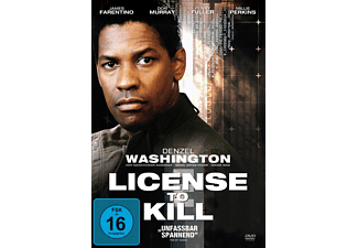License to Kill [DVD]