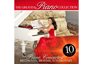 VARIOUS - The Greatest Piano Collection - (CD)