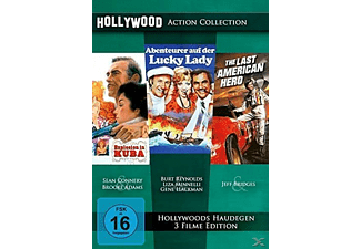 Hollywood Action Collection [DVD]