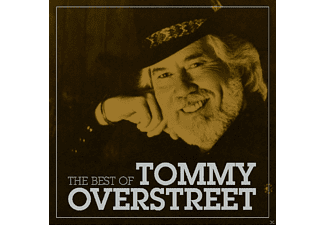 Tommy Overstreet - Best Of - (CD)