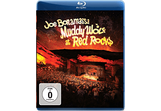 Joe Bonamassa - Muddy Wolf at Red Rocks (Blu-ray)