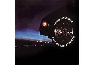Tower Of Power - Back On The Streets - (CD)