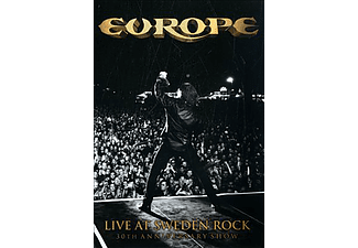 Europe - Live At Sweden Rock - 30th Anniversary Show (DVD)