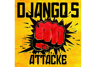 Django S - Attacke [CD]