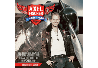 Axel Fischer - Party Pilot [CD]