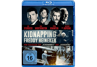 Kidnapping Freddy Heineken - (Blu-ray)