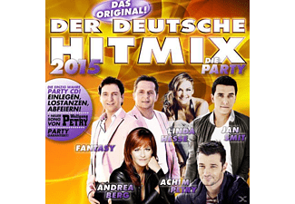 Various - Der Deutsche Hitmix-Die Party 2015 - (CD)