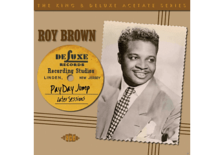 Roy Brown - Payday Jump - The 1949-51 Sessions - (CD)