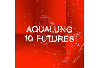 Aqualung - 10 Futures (Lp+Cd) - (LP + Bonus-CD)