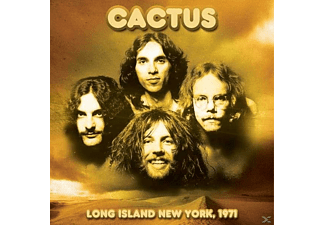 Cactus - Long Island New York, 1971 [CD]