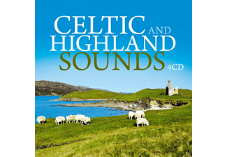 VARIOUS - Celtic And Highland Sounds [CD]