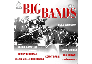 VARIOUS - SWINGING BIG BANDS - (CD)
