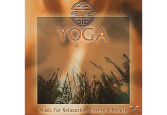 Guru Atman - Yoga-Music For Relaxation, Energy & Beauty [CD]